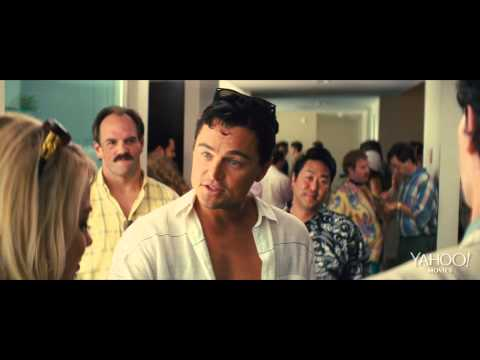 The Wolf of Wall Street Clip 'Jordan Meets Naomi'
