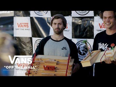 2017 Vans BMX Street Invitational: Garrett Reynolds - 1st Place Run   BMX   VANS (видео)