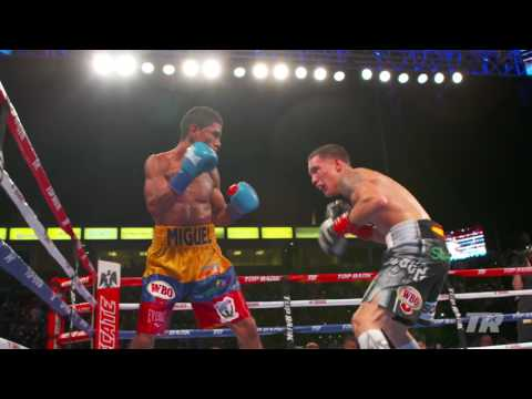 oscar valdez vs miguel marriaga - highlights