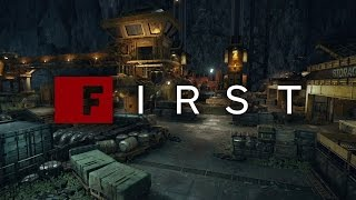 Gears of War 4 'Lift' Multiplayer Map Gameplay 1080p 60fps - IGN First by IGN