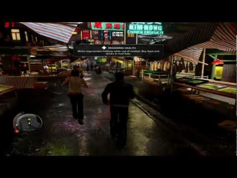 Playing Sleeping Dogs on the Microsoft Surface Pro