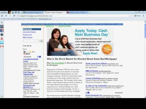 Mortgage Payment Protection Insurance