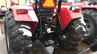 9. Mahindra 4550 Gear 4WD
