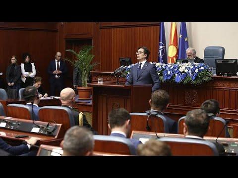 Βόρεια Μακεδονία: Η βουλή κύρωσε το Πρωτόκολλο Προσχώρησης στο ΝΑΤΟ…