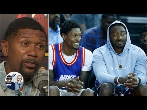 Video: Jalen would absolutely trade for Bradley Beal and John Wall | Jalen & Jacoby