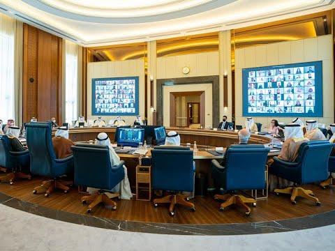 سمو ولي العهد رئيس مجلس الوزراء يلتقي عن بُعد مع 72 مديراً من المعينين خلال الفترة الماضية في الحكومة
