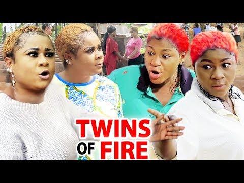 Twins Of Fire COMPLETE Season 5 & 6 - Destiny Etiko / Uju Okoli 2020 Latest Nigerian Movie