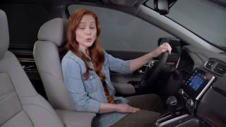 These features on the 2017 Honda CR-V make driving and parking even easier and more convenient. Learn more:...