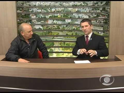 José Carlos Zanatta fala sobre a programação da festa do colono e motorista, neste fim de semana
