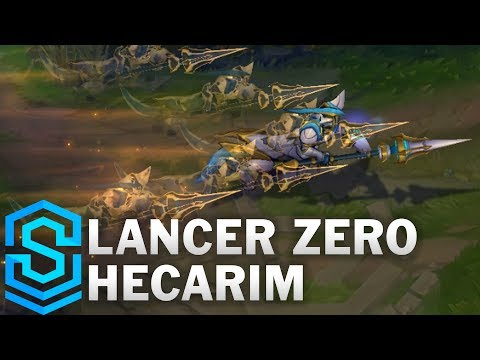 Lancer Zero Hecarim Skin Spotlight - Pre-Release - League of Legends - Thời lượng: 2:14.