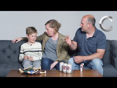 Parents Explain Peer Pressure to Their Kids