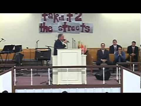 """Apostolic Preaching- Gordon Poe- """"Temptation"""""""
