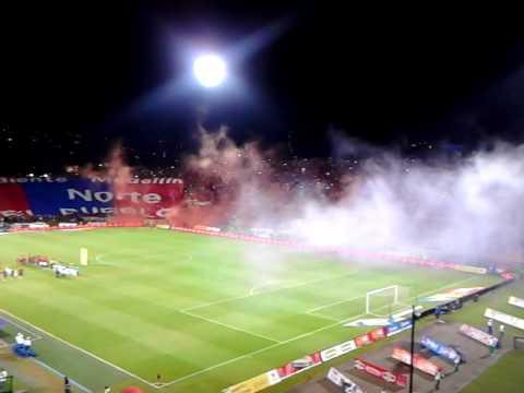 La Hinchada Mas Linda Del Mundo(1) - Rexixtenxia Norte - Independiente Medellín