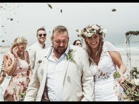 Top Billing features the wedding of Matt Proudfoot and Vanes-Mari du T