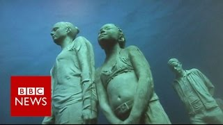 Watch - Europes first underwater museum