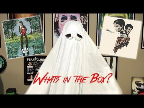 A Ghost Story, Day of the Dead, Don't Look Now - What's in the Box #5