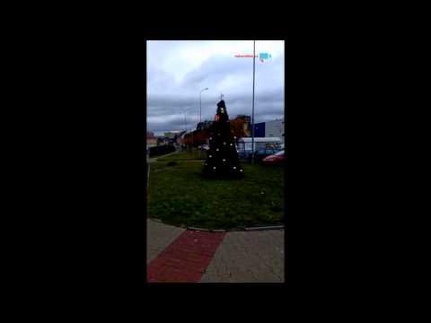 Vánoční stromek 20.října 2015