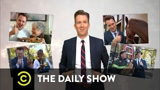 Oglesby (IL) United States  City new picture : The Daily Show with Trevor Noah - Jordan Klepper's Happy Endings - Illinois State Budget Crisis