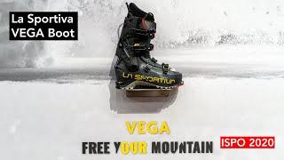 Мужские ботинки для скитура La Sportiva Vega