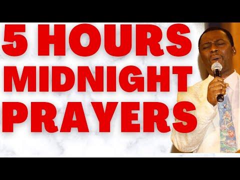 Olukoya Midnight Prayers - 5 Hours Midnight Prayers - Dr D.k Olukoya