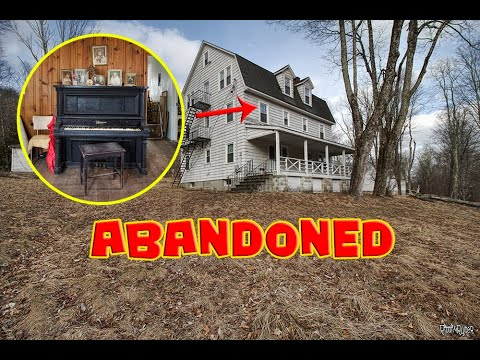 Abandoned Catskills Resort (EVERYTHING LEFT BEHIND!)