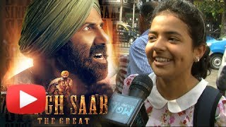 Singh Saab The Great - Trailer Review - Public Speaks