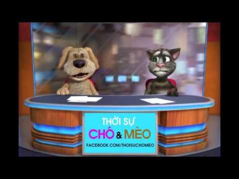 Thời Sự Chó&Mèo - Số 11 - Hoa hậu bị bạo hành - Huyền Minh- Rạch tay - Thịt chó và Báo Lá cải