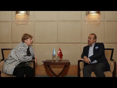 Κυπριακό: Συνάντηση Τσαβούσογλου με Λουτ – Ο Έλληνας ΥΠΕΞ θα δει Τσαβούσογλου την Τετάρτη…