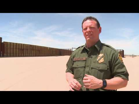 Border Evolution: Smugglers get past barriers using drones and tunnels