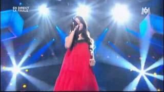 Marina Dalmas final do talent 2011  da França  Set the fire to the rain  - Adele