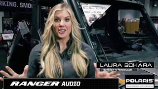 9. RANGER XP® 1000: Audio | Polaris Off-Road Vehicles