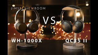 Video Bose QC35 II vs Sony WH-1000X - COMPARISON MP3, 3GP, MP4, WEBM, AVI, FLV Juli 2018
