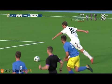 Póker de Pau Russo, Juvenil C Real Madrid vs Las Rozas_A héten feltöltött legjobb póker videók