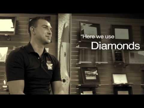 Waterjet Cutting: Diamond vs. Ruby & Sapphire