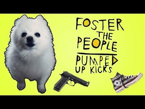 Pumped Up Kicks em cachorrês (ORIGINAL)