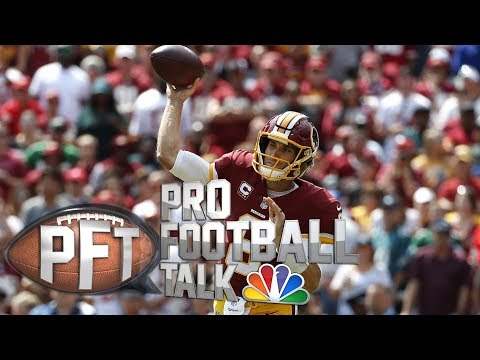 Video: Kirk Cousins could lose out thanks to other QB options