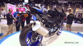7. 2017 Suzuki GSX-R1000 and GSX-R1000R at AIMExpo