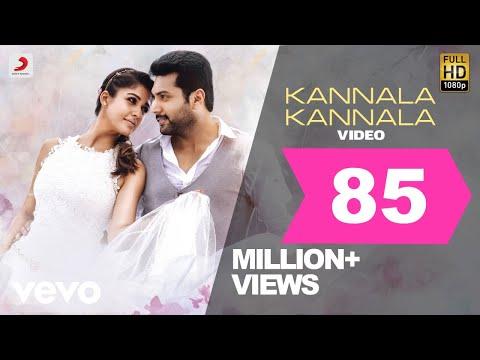 Video Thani Oruvan - Kannala Kannala Video | Jayam Ravi, Nayanthara | Hip Hop Tamizha download in MP3, 3GP, MP4, WEBM, AVI, FLV January 2017