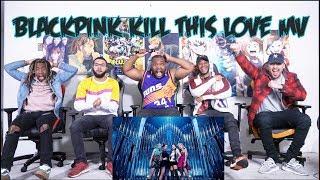 Video BLACKPINK - 'Kill This Love' M/V Reaction/Review MP3, 3GP, MP4, WEBM, AVI, FLV Juni 2019