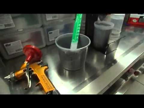 Sistema tazze da verniciatura usa e getta Colad