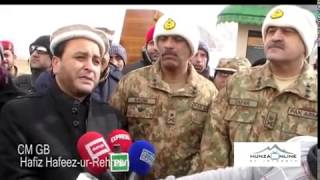 cheif minister gilgit baltistan  about Gilgit Baltistan and CPEC