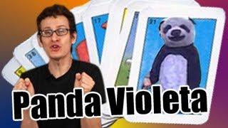Panda Violeta - IgualATres