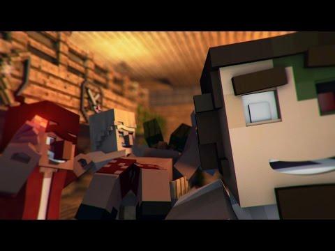 """""""The Village"""" – Episode 2 (An Original Minecraft Series Animation) + Minecraft Songs"""
