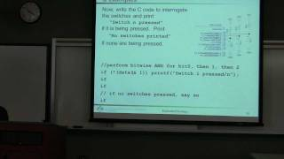 Embedded Systems Course - Lecture 05:  C Programming Language Review, Part 2