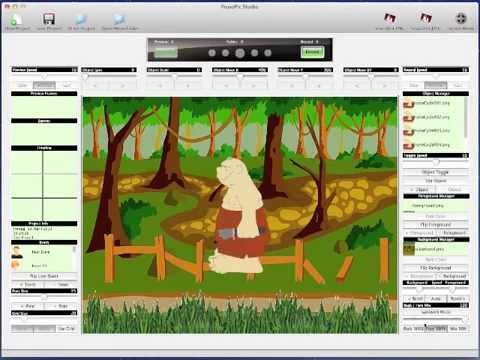free mac software - For more information visit: http://www.mannersoft.de.vu The cartoon was made with PicooPic Studio. A new 2D animation software for Mac OS X. Bruno Beilkeil A...