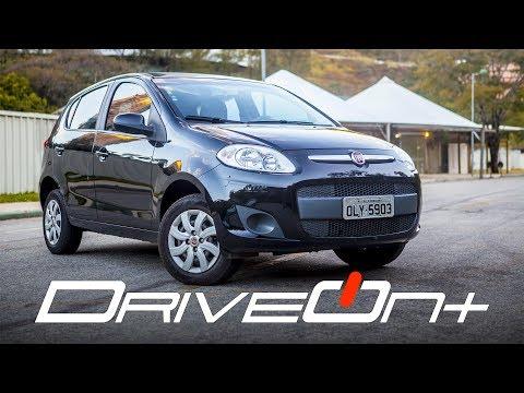 Fiat Palio Attractive 1.0 - DriveOnCars (Guia de Usados)