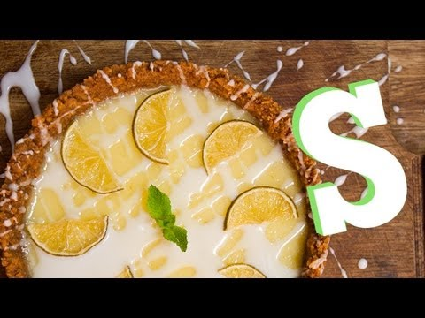 Pie - This request from Jim Chapman for a Key Lime Pie is an american classic. They use the amazing key limes, from Florida. We've put a few twists in, replacing t...