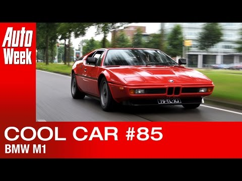 BMW M1 - Cool Car - English Subtitled