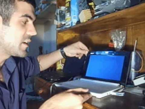 01 How to fix the Acer Aspire One black screen problem - flash the BIOS (www.LowEndGuru.com)