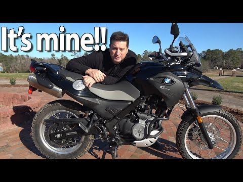 Woody Buys A Motorcycle!!!